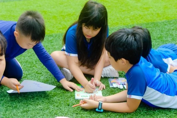Trường Liên cấp SenTia giúp học sinh vượt qua thách thức của  thế kỷ 21