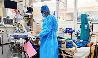 2 bệnh nhân Covid-19 rất nguy kịch, phải chạy ECMO và thở máy