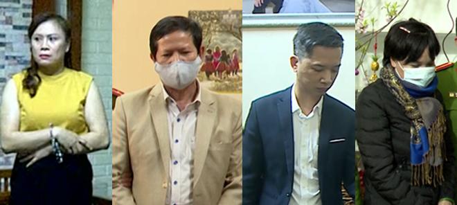 Vì sao nguyên phó giám đốc Sở Y tế tỉnh Sơn La bị bắt?