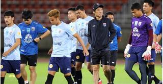 Báo Thái Lan tiết lộ thông tin sốc: 'HLV Nishino muốn chia tay tuyển Thái Lan'