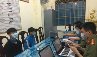 Lại phát hiện học sinh lớp 9 sửa văn bản cho nghỉ học của UBND tỉnh sau Tết