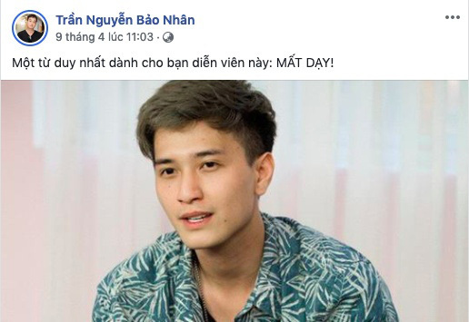 Huỳnh Anh và cách ứng xử khó hiểu trước scandal