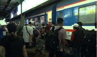 Khánh Hòa: Tạm dừng một số tàu chạy tuyến Nha Trang - TP. Hồ Chí Minh