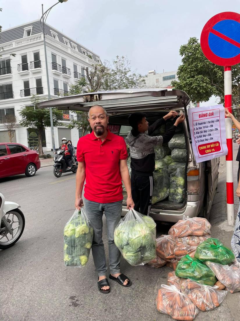 Loạt sao Việt khó ngủ, trăn trở 'giải cứu' nông sản Hải Dương: NSƯT Xuân Bắc, Tuấn Hưng...