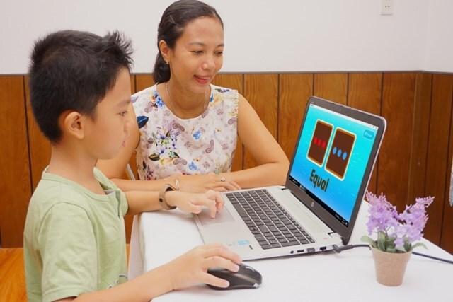 Học sinh lớp 1, lớp 2: Online còn hơn... không học