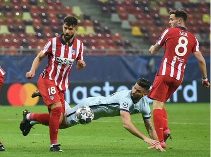 Atletico Madrid gục ngã trước Chelsea, HLV Simeone vẫn nói cứng