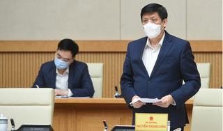 Bộ trưởng Bộ Y tế: Việt Nam sẽ có 90 triệu liều vaccine COVID-19 trong năm 2021
