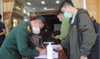 Thừa Thiên Huế xét nghiệm Covid-19 cho 100% tân binh trước khi nhập ngũ