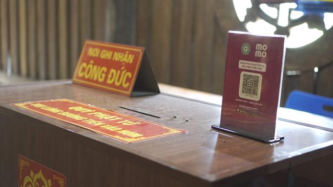 'Chủ trương cúng dường online chắc chắn sẽ làm thay đổi văn hoá đi lễ chùa'
