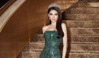 Á hậu Ngọc Thảo làm xét nghiệm Covid-19 trước khi thi Hoa hậu Hòa bình Quốc tế