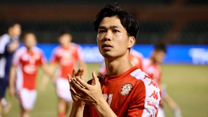 Công Phượng xuất sắc nhất bóng đá Việt Nam