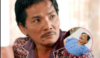 Diễn viên 'Biệt động Sài Gòn' - Thương Tín bị đột quỵ, sức khoẻ rất yếu nhưng chưa liên hệ được người nhà