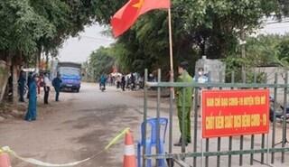 Hưng Yên: Dỡ bỏ phong toả xã Yên Phú