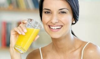 Thời điểm nào nên uống nước cam để tốt cho cơ thể?