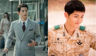 Vai phản anh hùng của Song Joong-ki trong siêu phẩm 'Vincenzo' có gì đặc biệt?