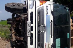 Vụ tai nạn 8 người thương vong: Một tai nạn hi hữu khác xảy ra ngay cạnh hiện trường