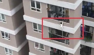 Sức khỏe bé gái 2 tuổi rơi từ tầng 13 chung cư xuống hiện giờ ra sao?