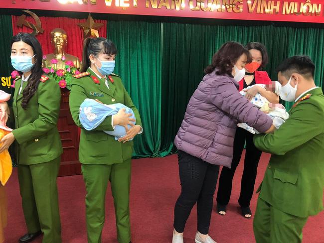 Vạch trần thủ đoạn của nhóm đối tượng trong đường dây mua bán trẻ sơ sinh sang Trung Quốc