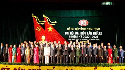 Vì sao Tỉnh ủy Nam Định chưa hoàn thành kiện toàn nhân sự?