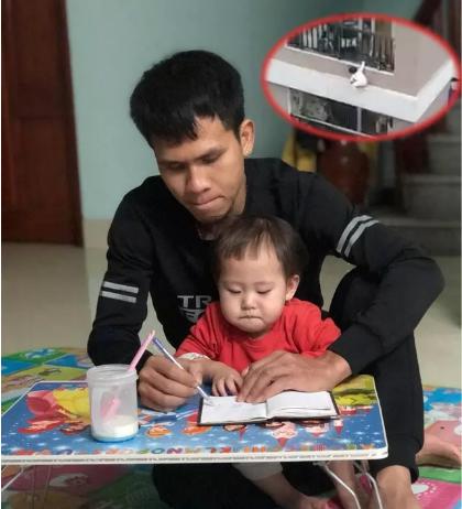 Thư khen đặc biệt của Bí thư Thành ủy Hà Nội gửi đến 'người hùng' cứu bé gái 3 tuổi rơi tự do từ lan can tầng 13 chung cư