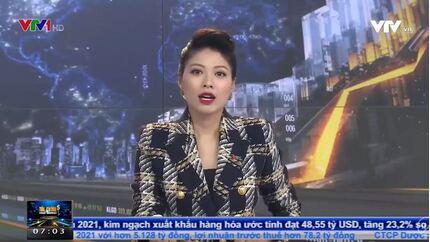 BTV Ngọc Trinh bất ngờ tái xuất trên sóng truyền hình sau thời gian vắng bóng