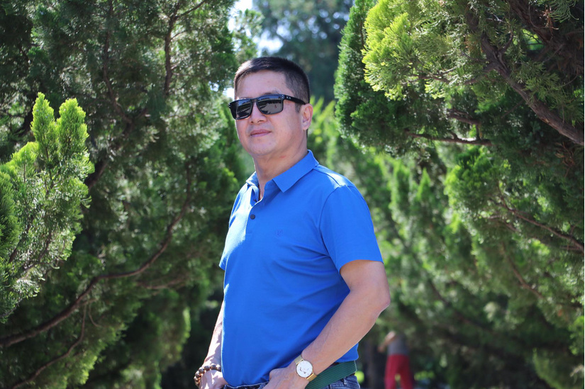 NSƯT Chí Trung: 'Với tôi, bây giờ, mỗi ngày sống là một ngày lãi'