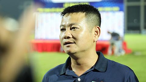 Văn Quyến trở thành HLV trưởng đội U21 Đồng Tháp