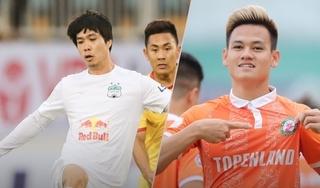 Trận đấu giữa HAGL và Bình Định có thể đón khán giả vào sân