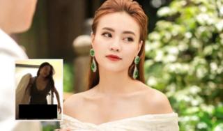 Nghi vấn Ninh Dương Lan Ngọc lộ clip 'nóng'