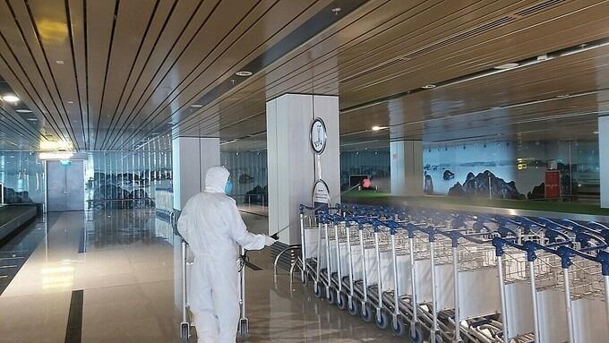 Từ 6h sáng nay 3/3 Sân bay Vân Đồn chính thức hoạt động trở lại
