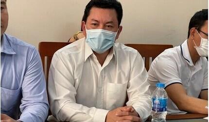 Ông Võ Hoàng Yên phủ nhận việc 'ăn chặn' tiền của vợ chồng ông Dũng 'lò vôi'