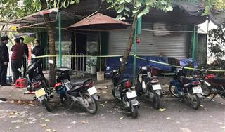Hà Nội: Cháy quán cà phê, nữ quản lý tử vong