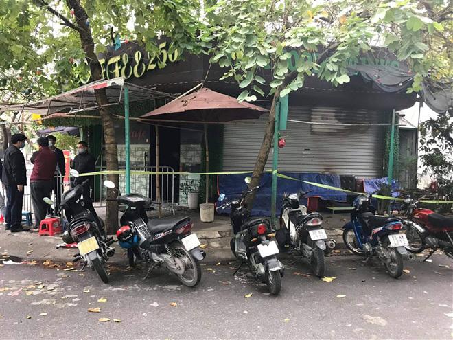 Cháy quán cà phê, nữ quản lý tử vong