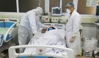 BN1823 tổn thương phổi trên 95%, tiên lượng nặng