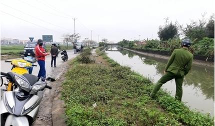 Nam Định: Phát hiện một thi thể trôi trên sông
