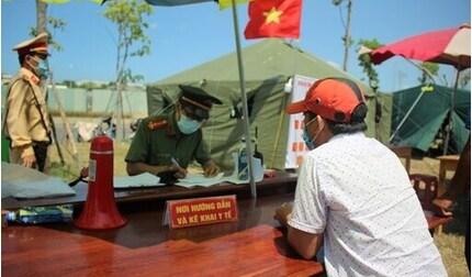 Phát hiện 5 người vượt biên trái phép từ Lào vào Quảng Nam