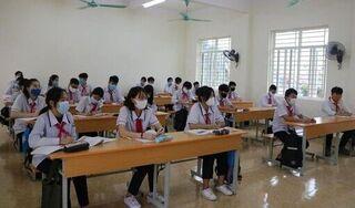 Hải Phòng: Ngày 8/3, học sinh trở lại trường học