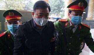 Ông Đinh La Thăng tiếp tục hầu tòa