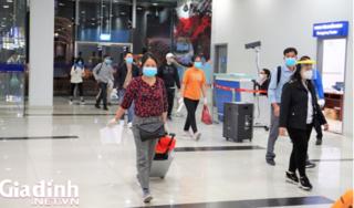 Hơn 40 người bay cùng BN2148 tái dương tính đã liên hệ với ngành y tế Hải Phòng
