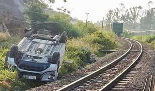 Nguyên nhân vụ tàu hỏa tông ôtô làm 3 người thương vong ở Quảng Ngãi