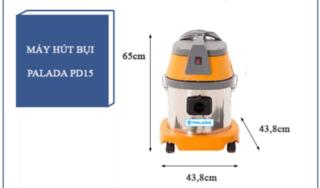 5 mẫu máy hút bụi công nghiệp 1500w được ưa chuộng nhất