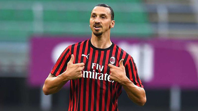 Ibrahimovic báo tin vui sau trận thắng của Milan