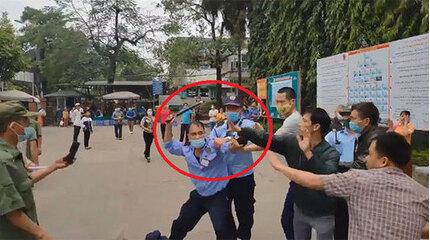 """Vụ nhóm bảo vệ """"hỗn chiến"""" với người nhà bệnh nhân: BV Đa khoa Tuyên Quang lên tiếng"""