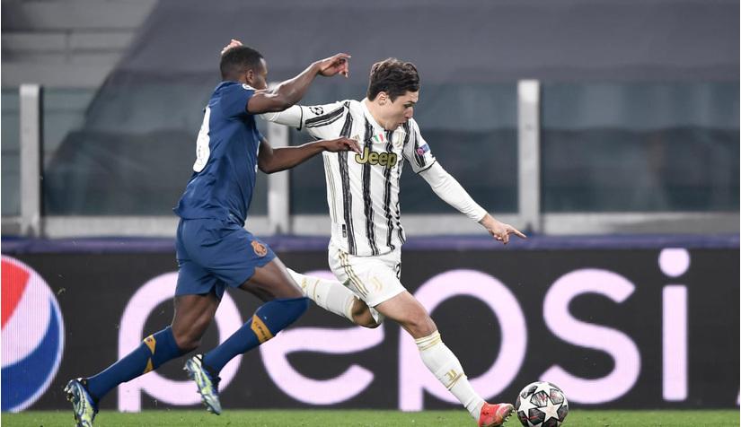 Juve bị loại khỏi Champions League