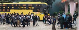 Nghệ An: Kết quả xét nghiệm 53 người Trung Quốc nhập cảnh trái phép