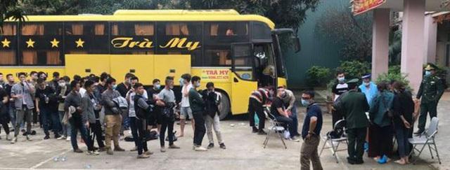 Kết quả xét nghiệm 53 người Trung Quốc nhập cảnh trái phép