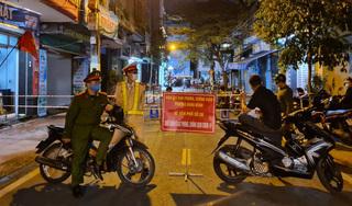 Hải Phòng: Truy tìm những người tiếp xúc gần 2 ca bệnh nhiễm virus SARS-COV-2 ở đường Nguyễn Công Trứ
