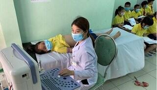 Vũng Tàu: Hàng chục học sinh bị cấp cứu do đau bụng tiêu chảy