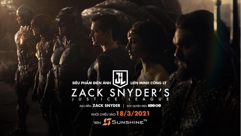 Không chiếu rạp, fan DC có thể xem Zack Snyder's Justice League ở đâu