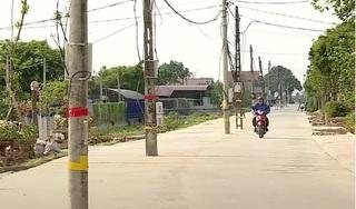 Ninh Bình: 40 cột điện